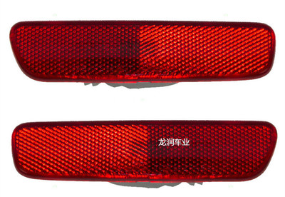 eOsuns side front rear turn signal fender light side warning lamp bumper light for lexus RX300