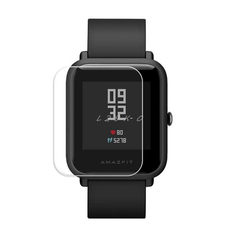 HD защитная пленка для экрана Xiaomi Huami Amazfit Bip PACE Lite Youth Smart Watch
