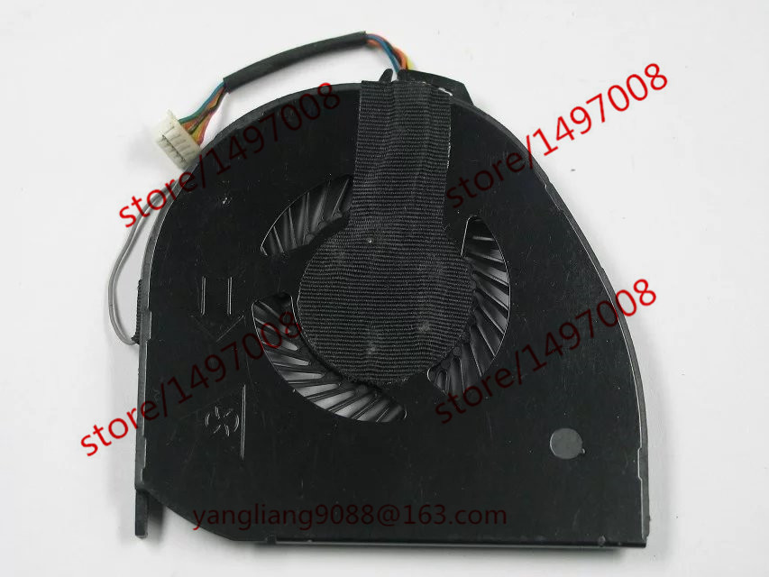 AVC BATA0607R5HP DC 5V 0.50A 5-wire 5-pin Server Laptop fan free shipping for avc baaa0705r5hpoff dc 5v 0 40a 4 wire 4 pin connector server cooling square fan
