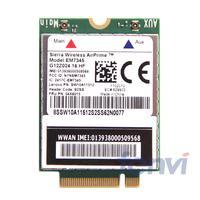 Sierra Wireless EM7345 FRU 04X6015 GOBI5000 4G LTE FDD HSPA GPRS NGFF WWAN Card For Thinkpad