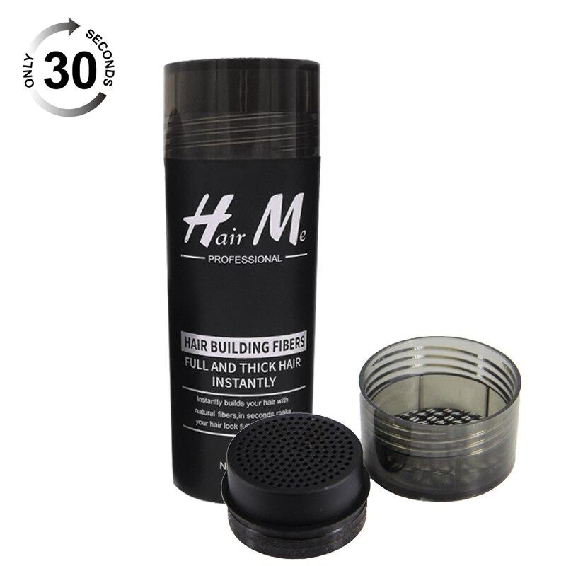28g fibra dei capelli in Polvere Naturale Essenza Crescita Cheratina  Styling Assottigliamento Perdita di Concealer 25a4e0a6b9ef