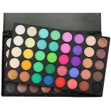80 Colors Shimmer Matte Eye Shadow Makeup Palette