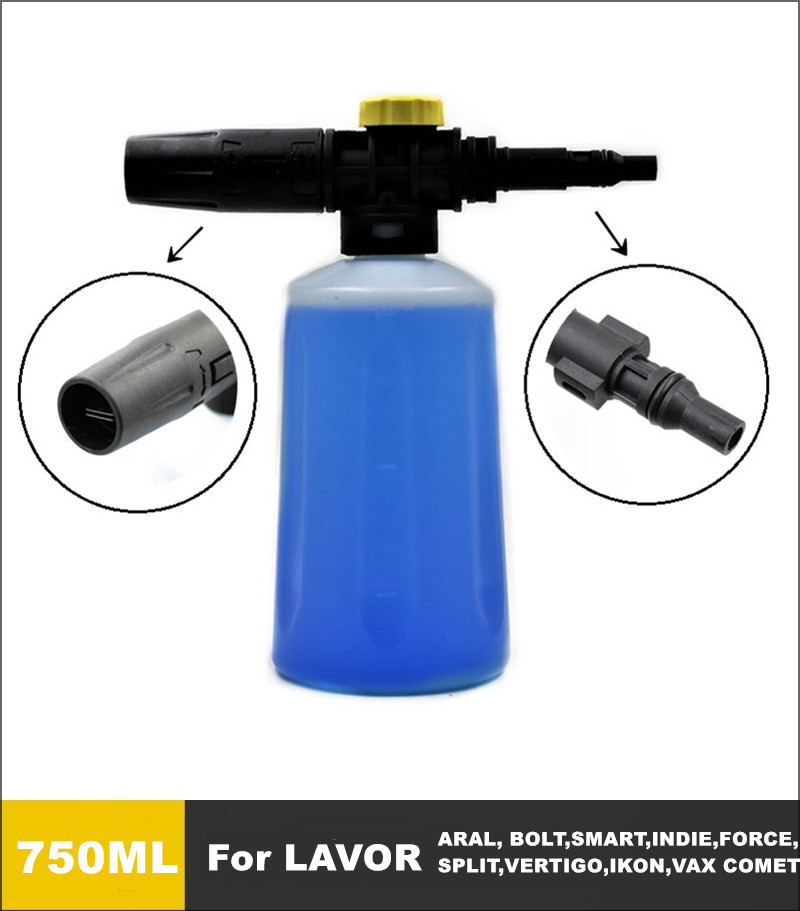 Car Washer Snow Foam Generator Lance Jet Spray Gun Foamer For Karcher K And  LAVOR Pressure Washer