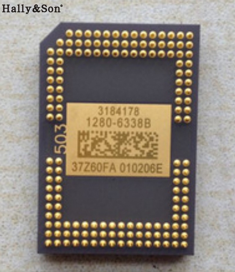 все цены на Brand New DMD chip 1280-6338B 1280-6339B 1272-6038B 1272-6039B 1272-6338B 1280-6439B FOR BENQ W600+ ACER H5360 projectors