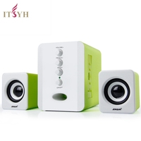 ITSYH Fashion New Wireless Bluetooth Speaker Mini Speakers LF01 086
