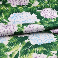 1 Meter Printed Mercerized Cotton Fabric For Sewing Width 57 Inches Satin Fabrics Tela Algodon Cloth