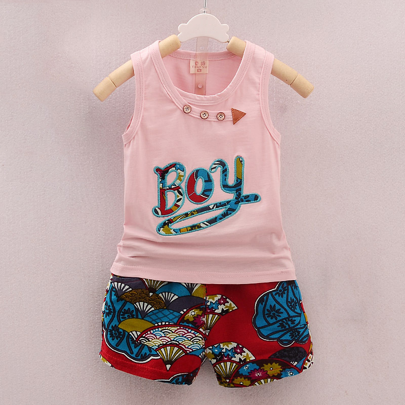 BibiCola-New-Cartoon-Summer-Baby-Boy-Clothing-Set-Tank-Top-Shorts-Kid-Boy-Summer-Set-Children-Boy-Clothes-Set-Sleeveless-2
