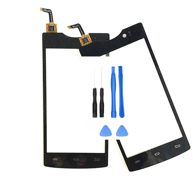 "Vannego 4.5"" Touch Screen For Philips Xenium S388 388 Touch Screen Digitizer Sensor Glass Touchscreen"