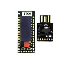 TTGO TQ ESP32 0.91 OLED WIFI bluetooth Module IoT Prototype Board for Arduino