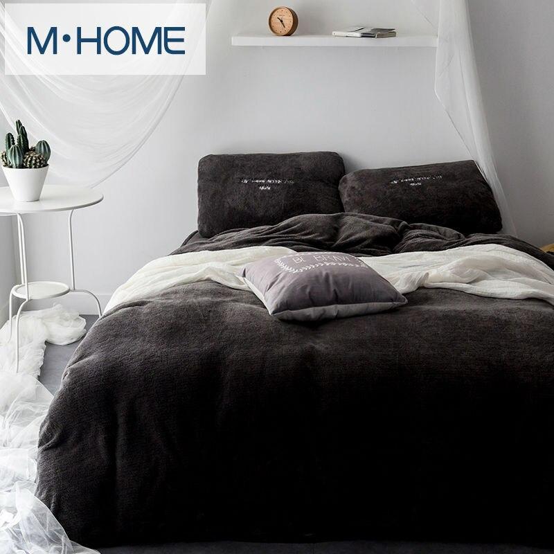 new ultra fine polar fleece bedding set fitted sheet pillowcases 4pcs