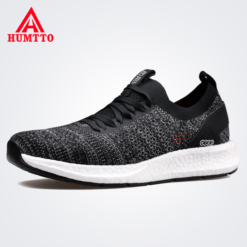 Lace up Light Running Shoes Men Breathable Soft Outdoor Cushioning Jogging Sports Non slip Wear Resistant