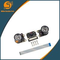 Latest Raspberry Pi 3 Camera Night Vision 5MP 1080P 720P Camera Module 2 Infrared LED Light
