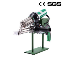 Fast shipping LST600B Extrusion welding gun hot air welder hand extruder for membrane, tank, pipe
