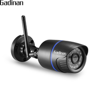 GADINAN Yoosee Bullet Outdoor Camera WiFi ONVIF IP Camera HD 1080P 960P 720P Wireless Wired P2P