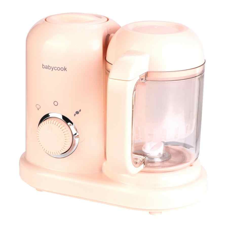 Baby Multi-function Steam Cooking and Mixing Food Supplement Blender Processor AU Plug 220V Baby Food Cooking Blenders Steamer