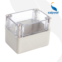 DS-AT-0811-1  80*110*85mm 2014 Newest Large IP65 ABS Waterproof  Switch Box IP66  (Screw Open -Close Type)