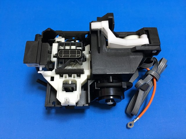 US $45 88  New Original Ink Pump Assembly Capping Station for Epson T1100  T1110 B1100 ME1100 L1300 Printer-in Printer Parts from Computer & Office on