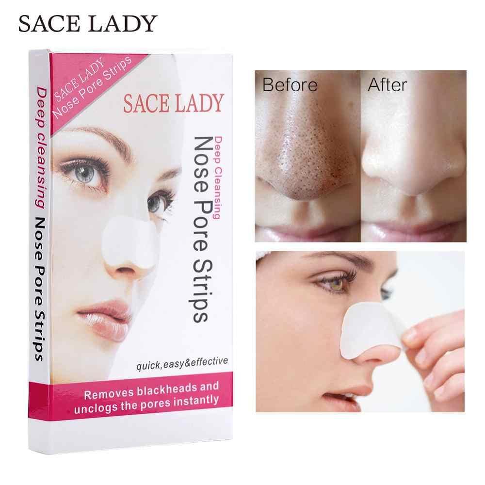 SACE LADY Nose Strips Blackhead Dot Spot Remover Deep