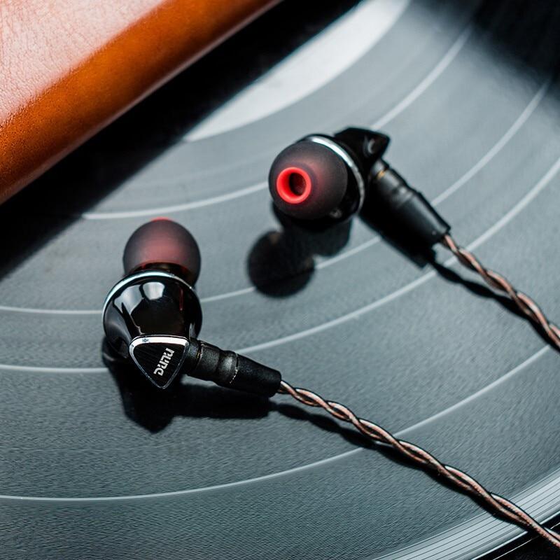 Image 4 - DUNU TITAN 6 T6 Hi Res 12.6mm Beryllium Diaphragm Dynamic Driver HiFi Audio In ear Earphone IEM catch hold mmcx connctor Titan6Earphones   -