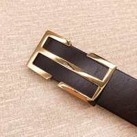 2019 ciartuar luxury new fashion design luxury men belt high quality genuine leather of cowskin for women H buckle free shipping