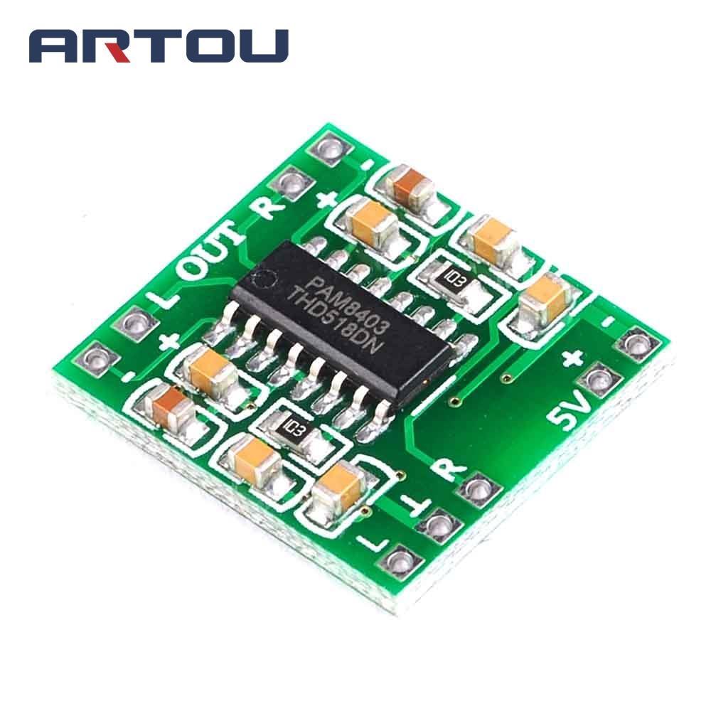 2pcs Pam8403 Super Mini Digital Amplifier Board 23w Class D 3 W With Smart Gain Htb18r3lqlusmejjy1zkq6ywmpxap
