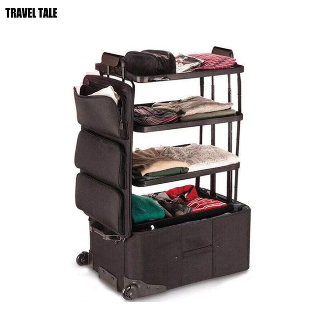 TRAVEL TALE 26″ large capacity baggage
