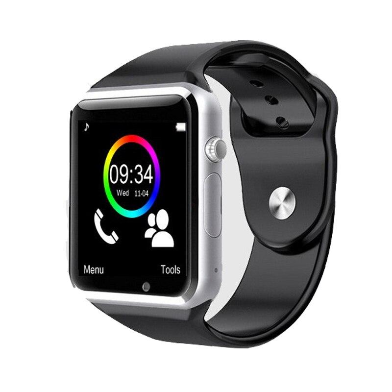Nouvelle Montre Intelligente Android Téléphone Sport Podomètre Bluetooth Smartwatch Horloge avec SIM Caméra pour Hommes Femmes reloj inteligente relogio