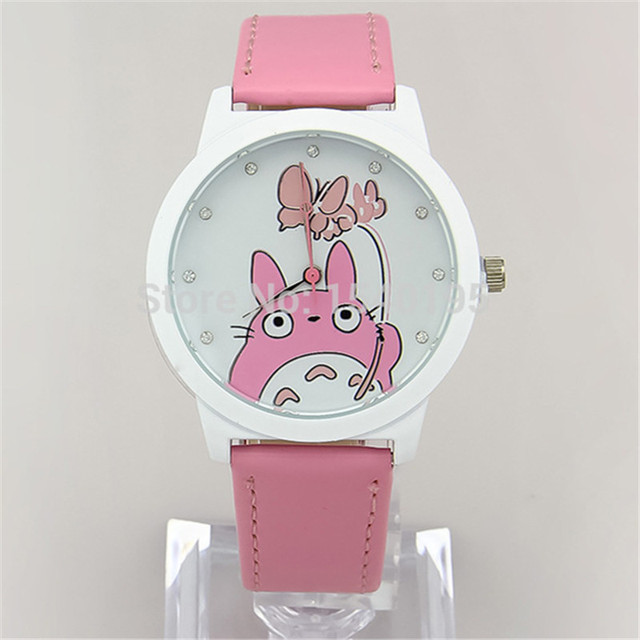 KEZZI student fashion casual cartoon chinchillas quartz watch waterproof belt boys and girls children's watch k828