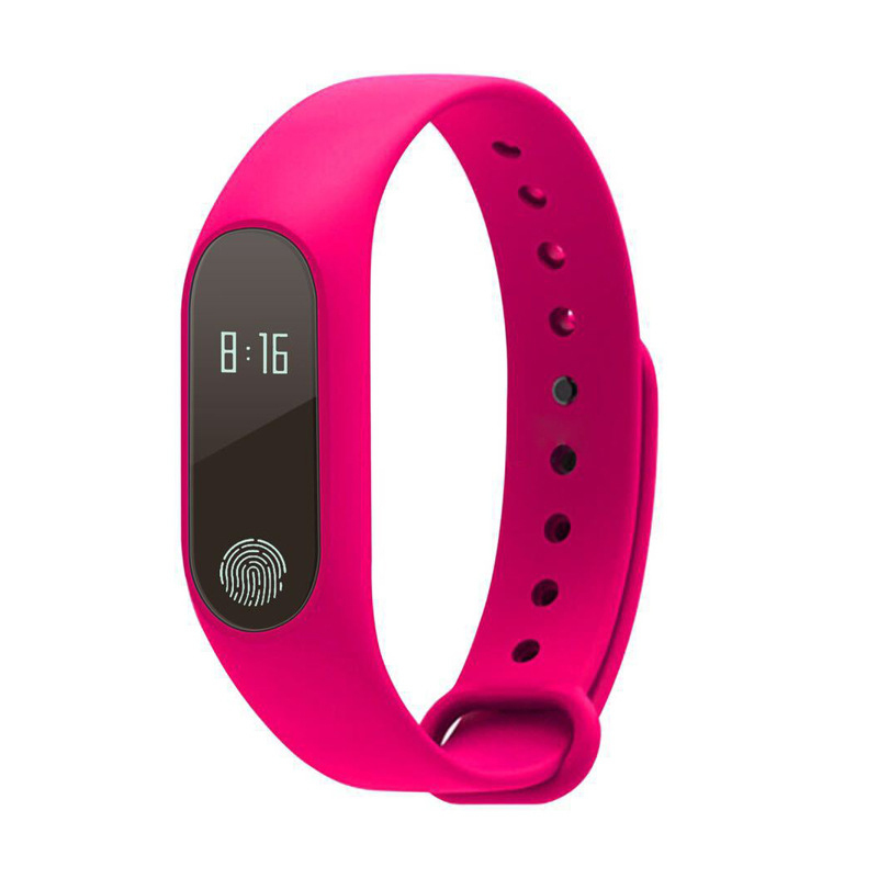 DTNO.I mi band 2 M2 Smart Bracelet Heart Rate Monitor Bluetooth Smartband Health Fitness Tracker SmartBand Wristband 14