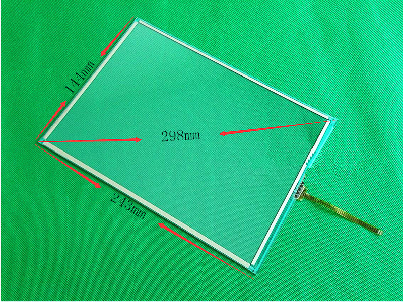 Original New 11 inch Touch screen 5801-8010-11001 Touch Panel TP-110F-01 UG Man-machine interface digitizer panel pws5610s s 5 7 inch hitech hmi touch screen panel pws5610s s human machine interface new in box fast shipping