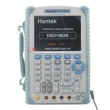Hantek DSO1062B цифровой Ручной осциллограф мультиметр 2CH 60 МГц 1Gsa/S частота дискретизации 1 м глубина памяти 6000 отсчетов DMM