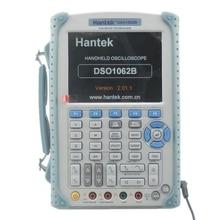 Hantek DSO1062B цифровой портативный осциллограф мультиметр 2CH 60 мГц 1Gsa/S частота дискретизации 1 м памяти глубина 6000 отсчетов DMM
