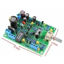 HIFI Classic Preamplifier Board Base on NAIM NAC42.5 Circuit L14-14 e834 hifi riaa mm tube phono amplifier 12ax7 turntable preamplifier base on ear834 circuit