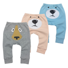 New 2018 Baby Boys Girls Pants Fashion Cotton Harem For Casual Trousers Clothes