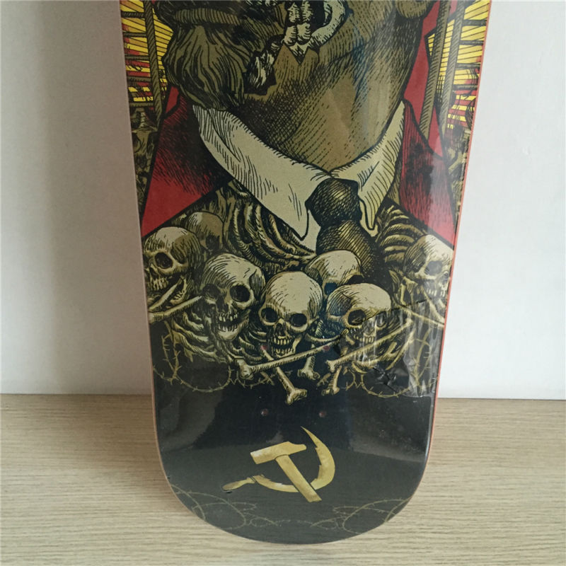 UNION skateboarding deck  (26)