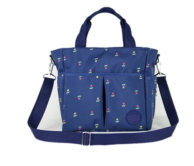 Discount Baby Diaper Bags Mummy Handbag Baby Nappy Bags Diaper Fashion Mother Shoulder Bags Baby Stroller