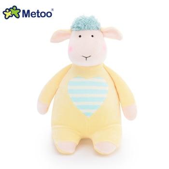 Мягкая плюшевые животные Metoo 6