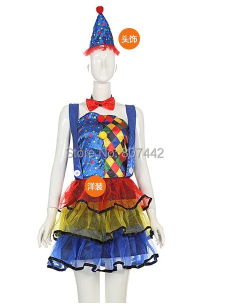 Qadınlar üçün Halloween geyimləri Səhnə performansı Geyim - Karnaval kostyumlar - Fotoqrafiya 3
