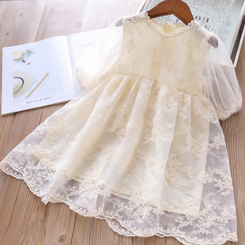 2019 Spring Girl Princess Dress Baby Clothes Wholesale