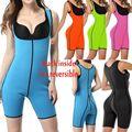 Plus size XS-2XL Mulheres Esporte Neoprene colete cintura cincher instrutor workout terno sauna corset body shaper quente senhora