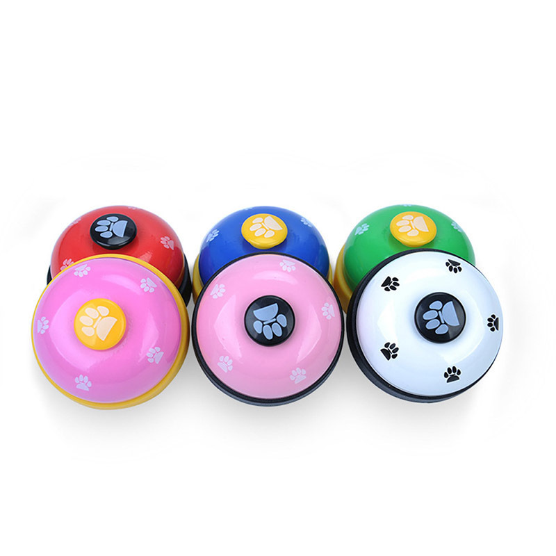 Creative Pet Bell Supplies Trainer Bells Wholesale Training Cat Dog Toys Dogs Training High Quality Dog Training Equipment-5