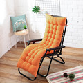 ロングクッションリクライニングロッキングチェアクッション厚いシートクッション籐の椅子ソファクッションガーデンチェアクッション畳マット