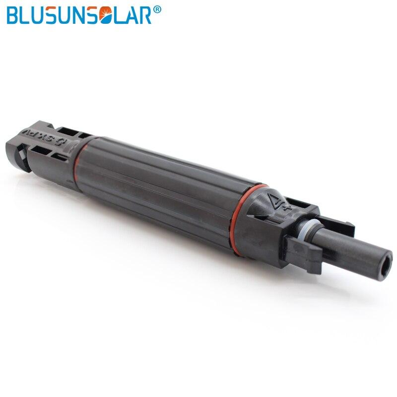 100 pièces haute qualité étanche IP68 DC solaire fusible MC4 connecteur fusible évalué atteindre 30A