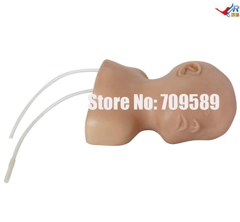 Neonate Scalp Venipuncture Model, Baby Nursing Training Manikin bix h2400 advanced full function nursing training manikin with blood pressure measure w194