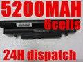 5200 mAH Batería del ordenador portátil Para Samsung N100 N145P N143 N148 N150 N250 N260 AA-PB2VC3B AA-PB2VC3W AA-PB2VC6B AA-AA-PL2VC6B PL2VC6W