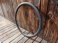 7 tiger wider 700c 38mm tubular rims for cyclocross road bicycle 25mm wide road rim with basalt brake tracks