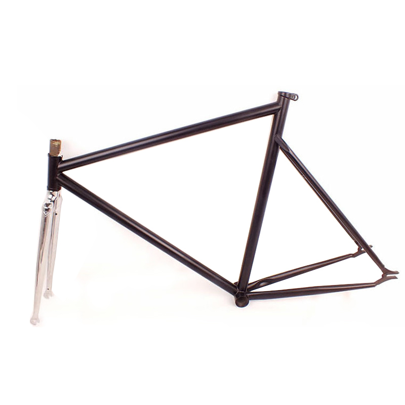 Renault 4130 Chrome molybdenum steel restoring Gold plating road bike 700C frame Fixed Gear Bike frame 54cm 100% new uhp replacement original bare lamp np36lp 100014091 for nec v302w v302x projectors