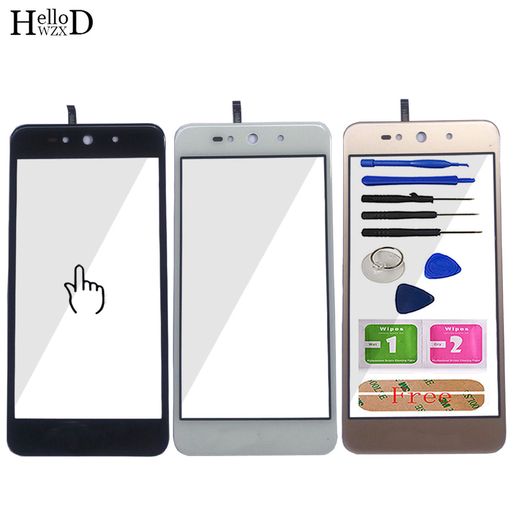 5'' Mobile Touch Screen For Blu Grand X G090Q G090EQ Touch Screen Digitizer Panel Lens Glass Replacement Part Tape Tools