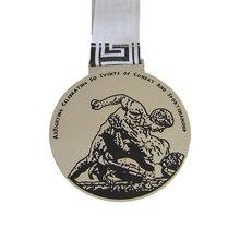 Low price sports medal manufacturer wholesale zinc alloy
