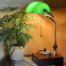 Винтажное настольное осветительное приспособление в Европейском стиле, стеклянная крышка, абажур из березового дерева, Античная Настольная лампа 4 Вт светодиодный 220 В/110 В